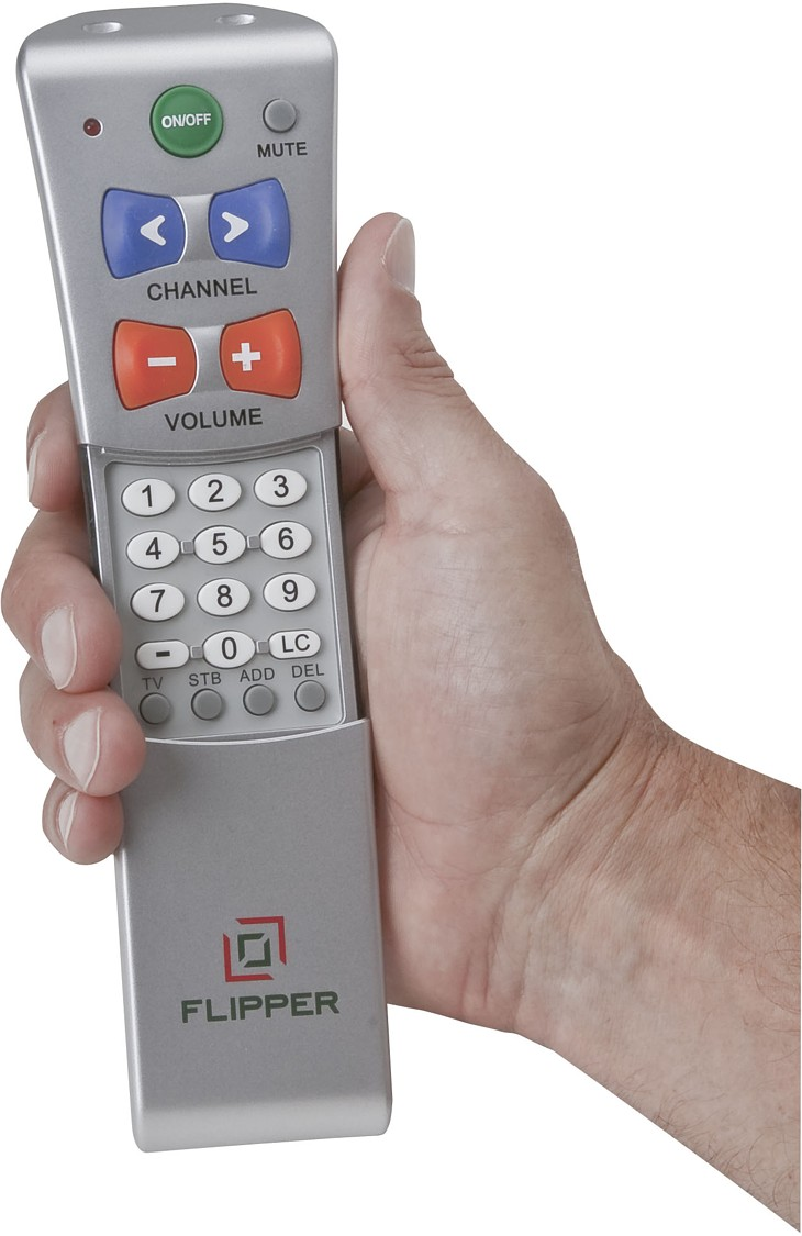 The Flipper Remote