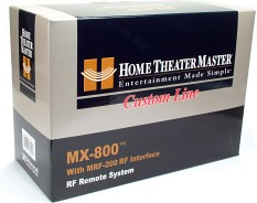 Home Theater Master MX-800